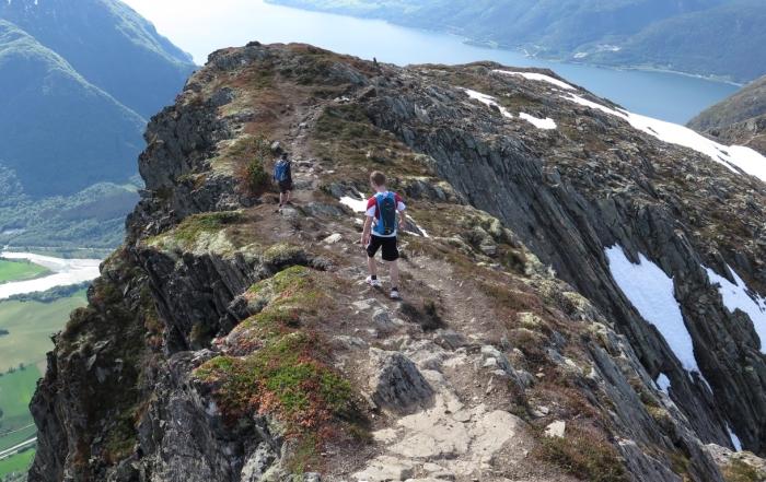 Romsdalseggen (Åndalsnes)