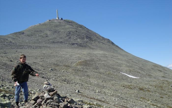 Gaustatoppen (Rjukan)